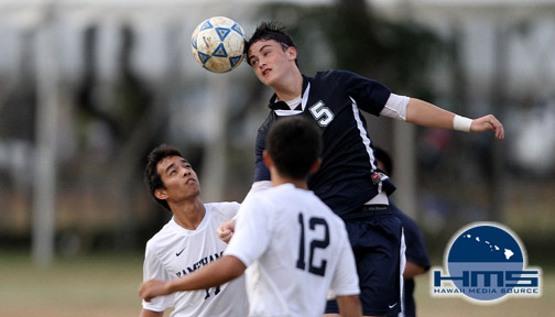 Photos: Kamehameha vs Saint Louis In JV Soccer