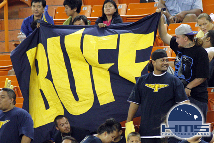 Photos: Punahou wins ILH Division I football title with 38-0 win over Saint Louis