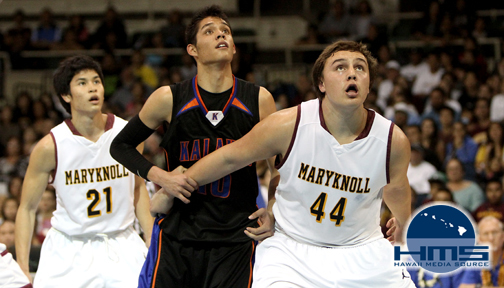 Photos: Maryknoll finishes 2nd in State Division I Basketball