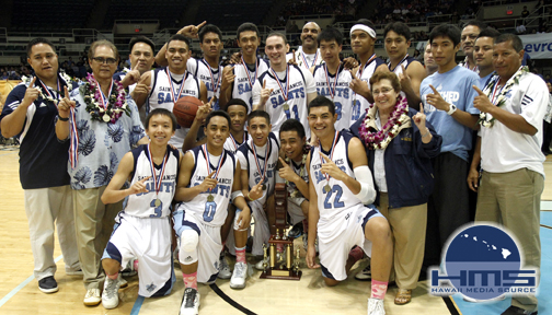 Photos: Saint Francis def. Kailua 39-34 for Division 2 State Title