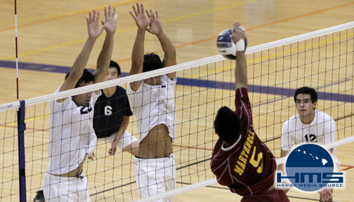 Photos: Boys D1 Volleyball - Maryknoll vs. KS-Kapalama