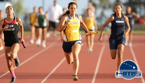 Punahou wins Boys & Girls Varsity Track and Field Championships