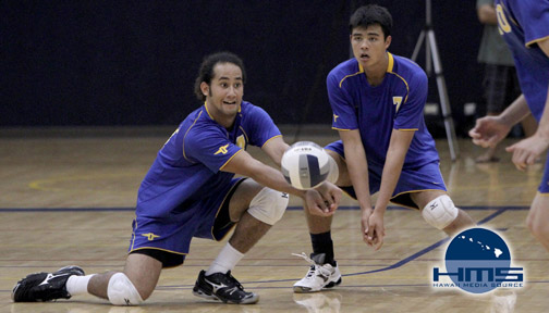 Punahou & HBA win boys state volleyball titles