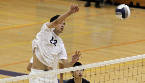 2012-13 Boys Volleyball Division I & II All-Stars