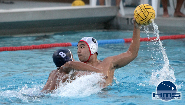 Boys Water Polo All-Star Selections