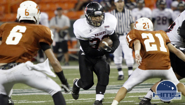 Iolani defeats Pac-Five 31-19 in ILH varsity football