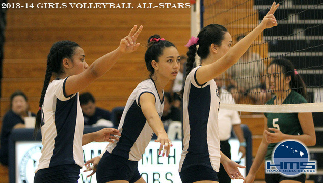 Girls Volleyball All-Star Selections