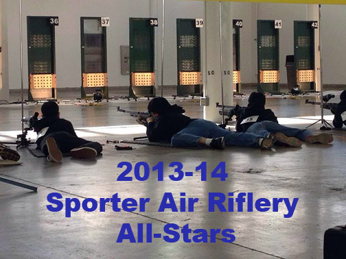 Sporter Air Riflery All-Star Selections