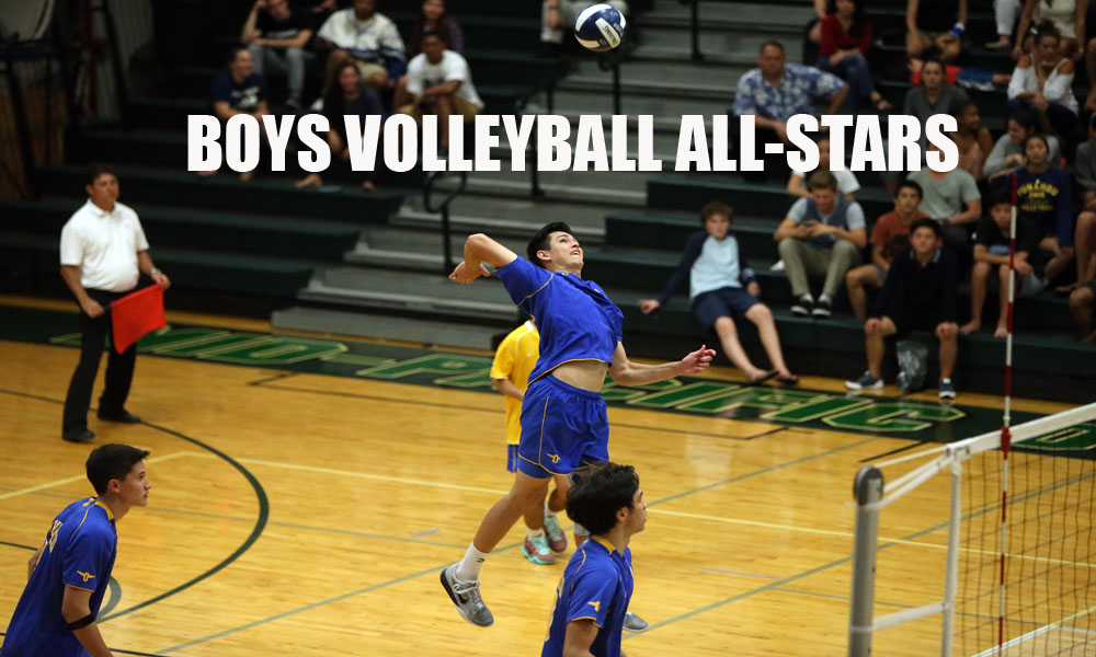 Spring Sports All-Stars: Boys Volleyball & Track and Field