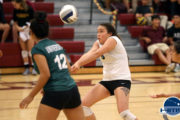 Girls Varsity Division 2 Volleyball: University Lab def. Maryknoll 21-25, 25-12, 25-16