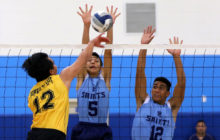 Boys Volleyball: Hawaii Baptist Academy def. Saint Francis