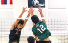 Boys Varsity 1 Volleyball: Maryknoll def. Mid-Pacific