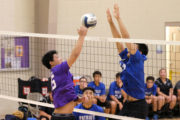 Boys Volleyball: Hananlani def. Christian Academy 25-21, 25-20, 25-23