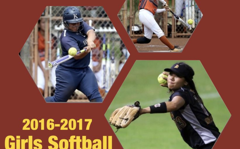 Spring Season Sports All-Stars: Girls Softball