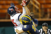 Saint Louis def. Punahou 49-13 in Varsity Division 1 Football
