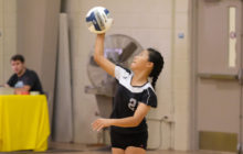 Girls Intermediate D3 Volleyball: Hanalani def. University in 3 games
