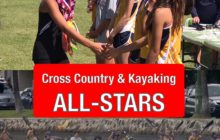 Fall Season Sports All-Stars: Cross Country & Kayaking