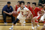 Iolani def. Saint Louis 63-59 in VI-AA Basketball