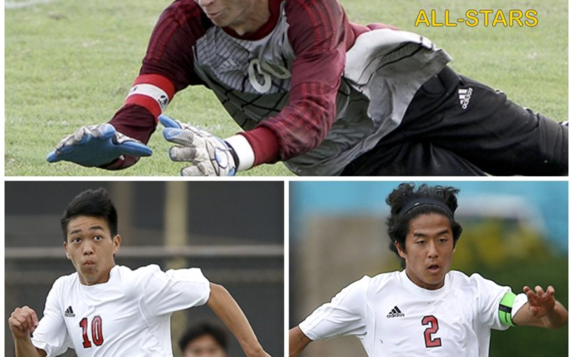 Winter Season Sports All-Stars: Boys Soccer, Canoe Paddling, Swimming & Diving