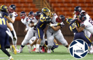 Open Division Football Saint Louis def. Punahou 35-28