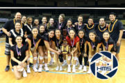 Iolani def. KS-Kapalama for D1 GIrls State Volleyball Title