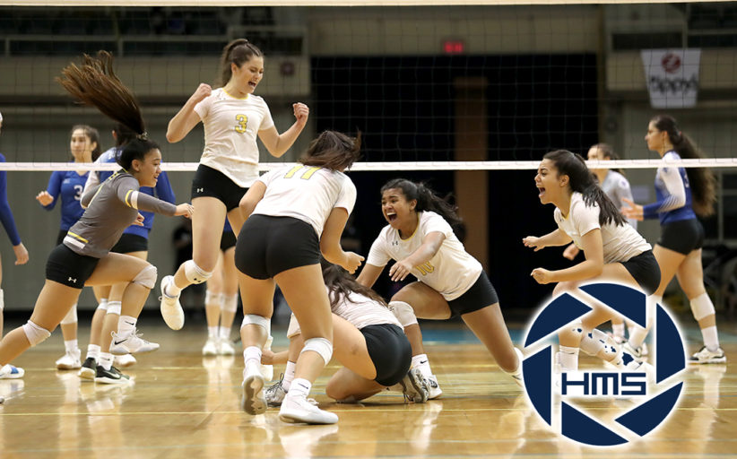 Sacred Hearts Academy def. Le Jardin Academy for D2 Girls State Volleyball Title