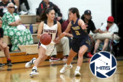 Iolani def. Punahou 59-36 in girls varsity basketball