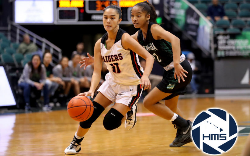 Iolani def. Konawaena in girls state basketball