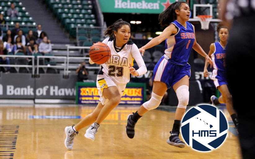 Hawaii Baptist Academy wins Girls D2 State Basketball Title