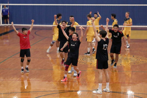 Iolani wins Boys D1 Varsity Volleyball Title
