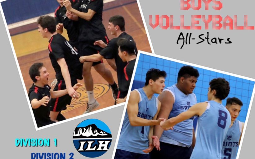 Spring Season Sports All-Stars: Boys Volleyball