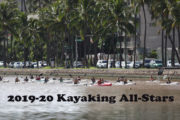 2019-20 Fall Season Sports All-Stars: Kayaking