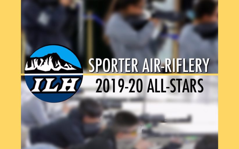 2019-20 Fall Season Sports All-Stars: Sporter Air-Riflery