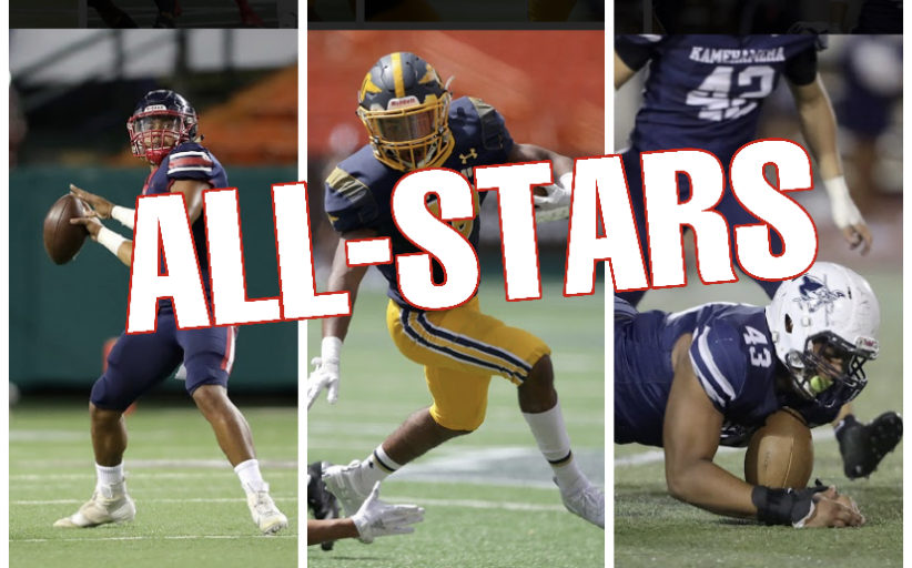 2019-20 Fall Season Sports All-Stars: Football