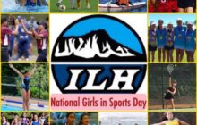 Happy National Girls in Sports Day