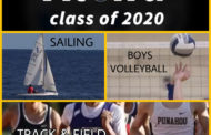 Spring Season Sports: Sailing, Boys Volleyball, Track & Field - Senior Aloha
